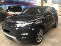 2014 LAND ROVER EVOQUE Dynamic 2.0 (A) 9 SPEED