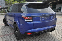 2015 LAND ROVER RANGE ROVER SPORT 5.0 SVR LIMITED SPORT UNIT FREE TRAVEL PACKAGE * NEGO TO GO
