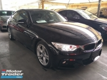 2015 BMW 4 SERIES 2.0 GRAND COUPLE M SPORT POWER BOOT MEMORY SEATS