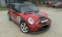 2003 MINI Cooper 1.6 S (M) SUPERCHARGES 6SP S/ROOF