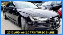 2012 AUDI A6 2.0T TFSI S-LINE CBU UNIT