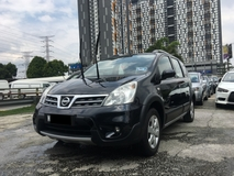 2013 NISSAN LIVINA X-GEAR 1.6 (A) CCRIS AKPK CAN LOAN ** BLACKLIST SAA CAN LOAN ** CTOS PTPTN CAN LOAN ** FULL LOAN AVAILABLE **