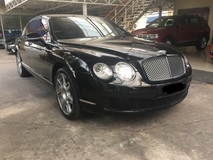 2011 BENTLEY FLYING SPUR Mulliner 6.0 (A) One Careful Owner