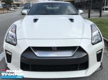 2017 NISSAN GT-R 35 BLACK EDITION UNREG  WHITe