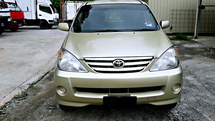 2006 TOYOTA AVANZA 1.3 MANUAL 1 OWNER WELL MAINTAIN FULL LOAN