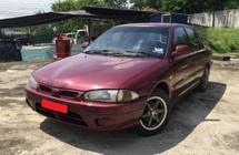 2002 PROTON WIRA 1.5 Sedan GL Manual