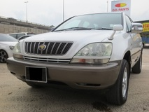 2001 TOYOTA HARRIER 240G PREMIUM L PACKAGE