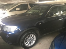 2012 BMW X3 2.0 XDRIVE (A) BEST DEAL