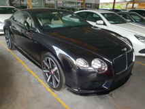 2014 BENTLEY CONTINENTAL GT V8 S 4.0 Coupe 521 HP Twin-Turbocharged Engine Local AP Unreg