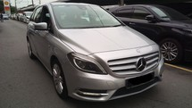 2012 MERCEDES-BENZ B-CLASS B200 1.6T TRUE YEAR MADE 2012 NO GST FREE 1 YEAR WARRANTY Mil 99k km Genuine