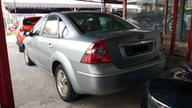 2006 FORD FOCUS Focus 1.8 Sedan