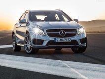 Mercedes benz GLA45 Bodykit  GLA AMG bodykit Exterior & Body Parts > Car body kits