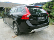 2011 VOLVO V60 1.6 T4 (A) ONE LADY OWNER , FULL SERVICE RECORD
