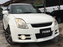 2009 SUZUKI SWIFT 1,5 (A) SPORT NEW FACELIFT AKPK CASH CTOS CCRIS CREDIT PTPTN