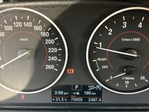2014 BMW 3 SERIES F30 320I (A) M-SPORT FULL SERVICE RECORD