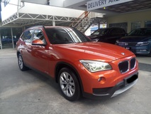 2013 BMW X1 SDrive 20i 2.0 (A) ONE OWNER