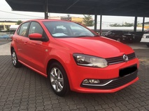 2018 VOLKSWAGEN POLO Hatchback 1.6 (A) Free 3times Service