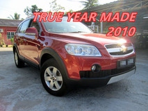 2010 CHEVROLET CAPTIVA 2.4 (A) CBU MODEL  , 7 SEATER SUV , WELL KEPT INTERIOR