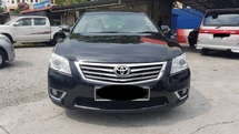 2011 TOYOTA CAMRY 2.0 G (A) Full service, Mileage 75000KM Only
