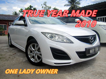 2010 MAZDA 6 2.0 (A) ONE OWNER , PUSH START , LEATHER SEAT
