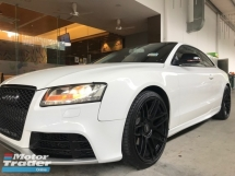 2009 AUDI A5 2.0 ( A) TFSI COUPE S LINE - FULL RS5 CONVERSION