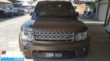 2013 LAND ROVER DISCOVERY 4 TDV6 HSE