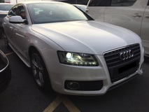 2010 AUDI A5 2.0 TFSI Registered 2015 (Actual Year Make 2010)