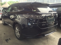 2015 TOYOTA HARRIER 2.0 Premium
