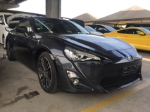 2014 TOYOTA 86 2.0 GT ZERO GST Unregister