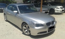 2004 BMW 5 SERIES 525I 2.5 DOUBLE VANOS (A) M54 E60