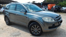 2010 CHEVROLET CAPTIVA 2.0 (A) T 4WD FACELIFT
