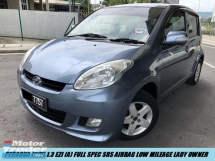 2012 PERODUA MYVI 1.3 EZI ONE OWNER ORIGINAL PAINT LOW MILEAGE TIPTOP