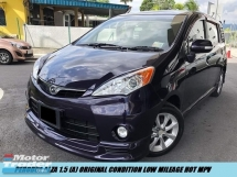 2015 PERODUA ALZA 1.5 ADVANCED ZV LOW MILEAGE LADY OWNER
