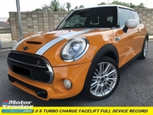 2016 MINI Cooper S COUPE LOCAL SPEC SUPER LOW MILEAGE ORIGINAL PAINT FACELIFT MODEL ONE DOCTOR OWNER