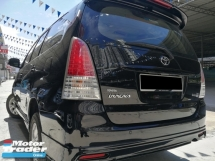 2011 TOYOTA INNOVA 2.0 AT TIP TOP 1 VVIP OWNER