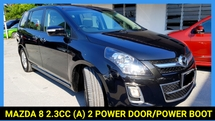 2010 MAZDA 8 2.3 TWIN POWER DOOR/POWER BOOT