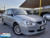 2005 MITSUBISHI LANCER 1.6 (A) EX FULL SPEC TIP TOP CONDITION ACC FREE PROMOTION PRICE.