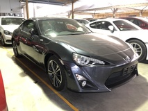 2014 TOYOTA 86 GT 86 2.0 Boxer D-4S 200hp 6 Speed LSD VSC Sport Push Start Button HVAC Paddle Shift Steering High Intensity Discharge LED Light Zone Climate Control Twin Exhaust Reverse Camera Unreg