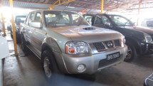 2005 NISSAN FRONTIER INTERCOOLER TURBO