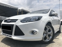 2014 FORD FOCUS 2.0 SPORT TIPTOP CONDITION / FULL LOAN OTR / FULL SERVICE RECORD