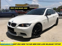 2008 BMW 3 SERIES 325I COUPE M-SPORT COUPE E92