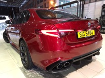 2017 ALFA ROMEO GIULIA 2.9 V6 TWINTURBO (A) PERFORMANCE CAR 510 BHP RARE IN MARKET