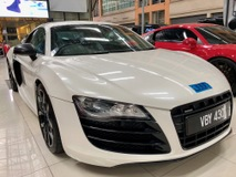 2010 AUDI R8 5.2 (A) V10 PERFORMANCE CARBON FIBER LUXURY VERSION