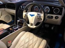 2014 BENTLEY FLYING SPUR 6.0 (A) W12 LUXURY VERSION UNREGISTER