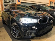 2016 BMW X6 M 4.4 (A) M PERFORMANCE SERIES UNREGISTER