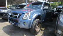 2008 ISUZU D-MAX 3.0L SINGLE CAB