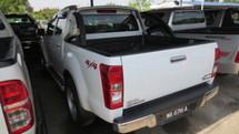 2014 ISUZU D-MAX 2.5L 4X4 DOUBLE CAB