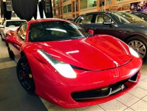 2010 FERRARI 458 ITALIA 4.5 (A) V8 LUXURY SPORT VERSION
