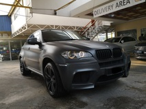 2009 BMW X6 M 4.4L Twin Turbo One Owner