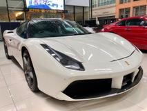 2016 FERRARI 488 GTB 3.9 (A) V8 TWINTURBO CARBON FIBER GOOD CONDITION